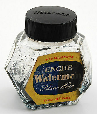altes Waterman Tintenfass ink bottle