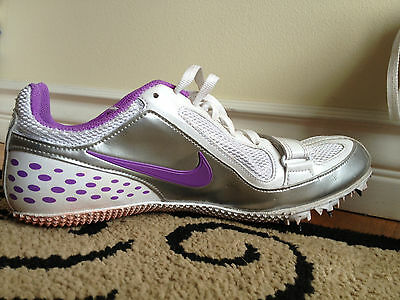 Nike Zoom Rival S track and field shoe, USA 7
