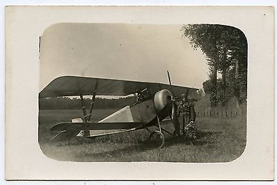 Aviation. Flying. Avion. Plane. Guerre. War. Carte Photo. Photo Card