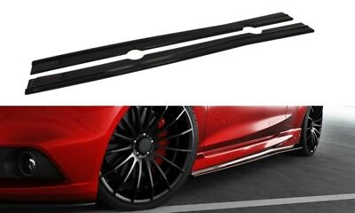 Side Skirts Add-On Diffusers Ford Fiesta Mk7 St & Zetec S (2008 - 2016)