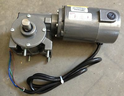 Conveyor Pizza Gear Drive Motor for Middleby Marshall Oven PS570 | 27384-0008