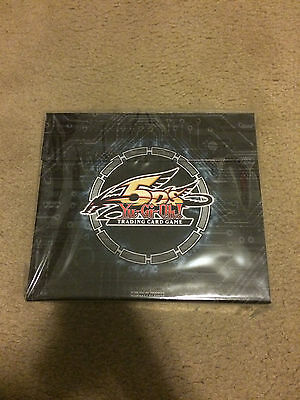 Yugioh Konami 5D's Duelist Pack Carrying Case Sealed Very Rare Free Shipping