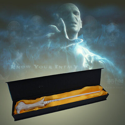 Harry Potter LORD VOLDEMORT Magical Wand New In Box