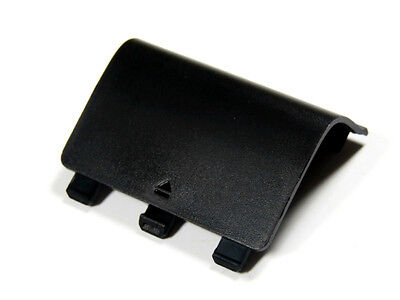 New Replacement Black Battery Pack Cover Shell for The Xbox One Controller