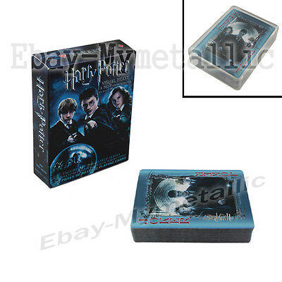 Harry Potter Cosplay Playing Cards Poker