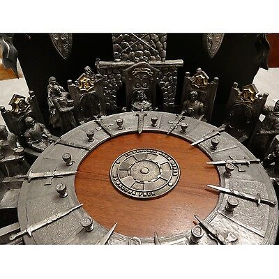 King Arthur & The Knights of the Round Table - Michael Ricker Pewter
