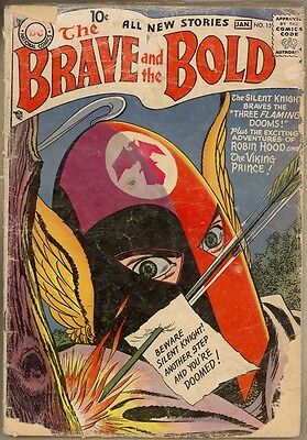 Brave And The Bold #15 - FR/GD
