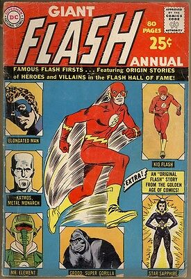 Flash Annual #1 - VG-