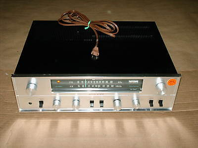 Vintage Pioneer SX-300T AM/FM Solid State Stereo Receiver/Amplifier 1969 VGC