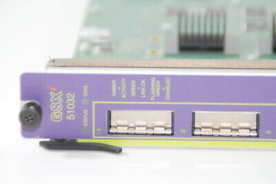 8-port GBIC-based G8Xi Switchmodul mit 8 1000BASE-X GBIC Ports 51032