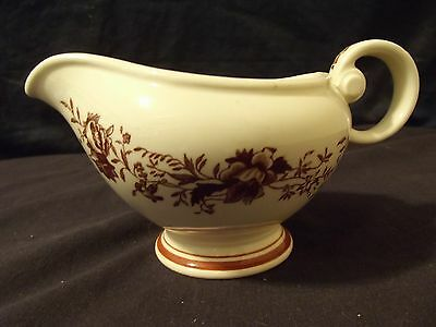 Taylor Smith Taylor floral pattern creamer #7485