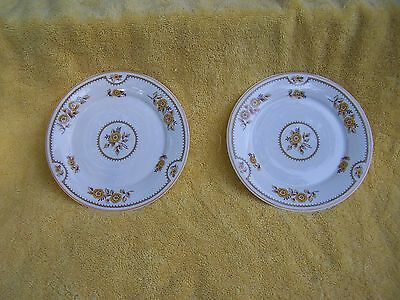 Spode Austin Set of Two Bread and Butter Plates NOS