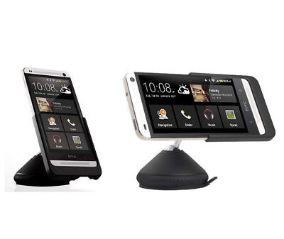 Genuine HTC One M7 Upgrade Car Kit D160 Mount and Charger