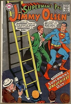 Superman's Pal, Jimmy Olsen #106 - G/VG