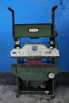 17 x 4' Ton Di-Acro MDL1442 Power Sheet Metal Press Brake Metal Bender Former