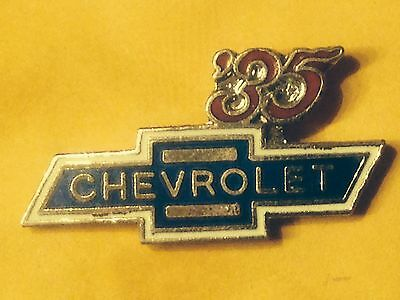 New lapel pin hat pin 1935  CHEVROLET  medium  size with backing plat