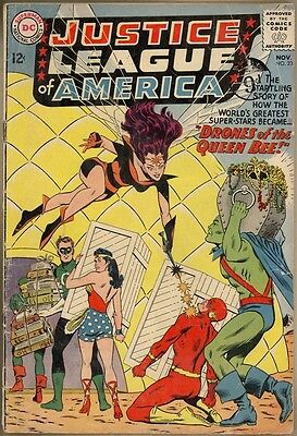 Justice League Of America #23 - FR/GD