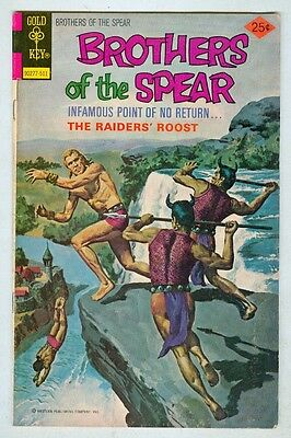 Brothers of the Spear #16 November 1975 VG