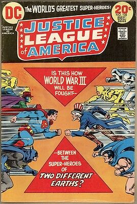 Justice League Of America #108 - VG