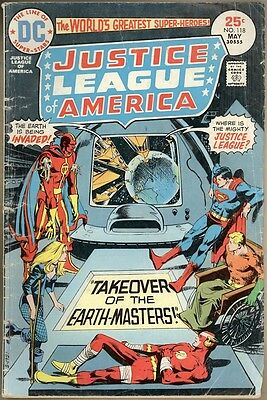 Justice League Of America #118 - FR