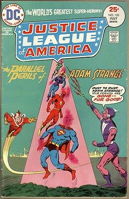 Justice League Of America #120 - VG/FN