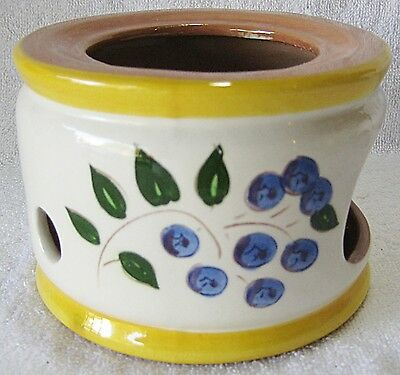 STANGL BLUEBERRY WARMER