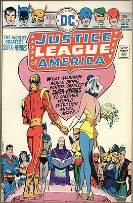 Justice League Of America #121 - VF