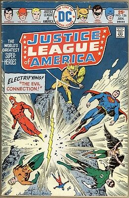Justice League Of America #126 - G/VG