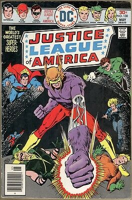 Justice League Of America #130 - VG