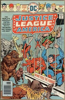 Justice League Of America #131 - G/VG