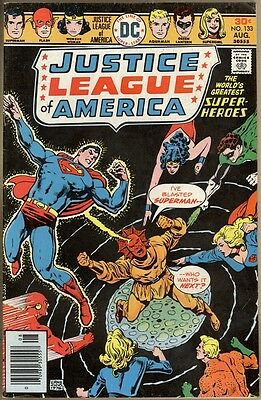 Justice League Of America #133 - VG+