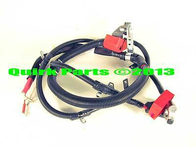 1999-2001 Ford Super Duty & 2000 Excursion Positive Battery Cable 7.3L V8 OE NEW
