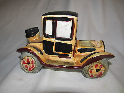 Borghini's Wine Collection Car Decanter 1969 Italy (Not Jim Beam)