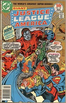 Justice League Of America #140 - FN/VF