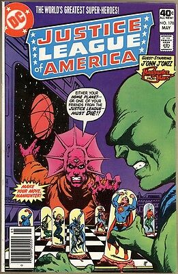 Justice League Of America #178 - VF-