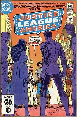 Justice League Of America #198 - FN/VF