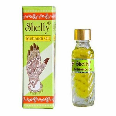 Henna Oil 6ml to use with Henna Tattoos jb