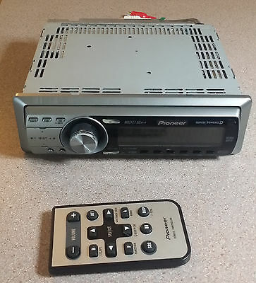 Pioneer DEH-P4800MP CD Player In Dash Receiver