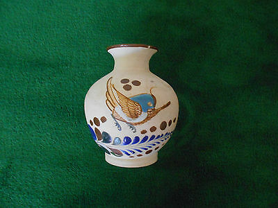 Clay Pottery Handmade and signed