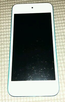 Apple iPod touch 5th Generation  LOCKED Blue (32 GB)