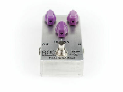 Delay Pedal Boutique BOO Instruments digital dd-3 dd-7 dd-6 dd-2 dm-3