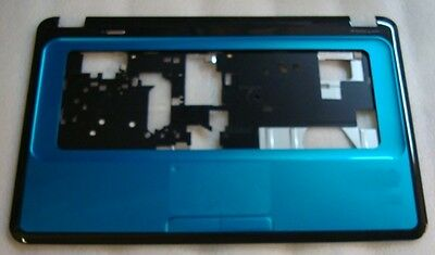 Working Hp Pavilion G6-1186Sa Upper Case Palmrest Cover Touchpad 646381-001 Blue