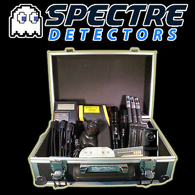 SD Pro Deluxe Ghost Hunting Kit, All NEW, Full Spectrum Ghost Pro Camcorder