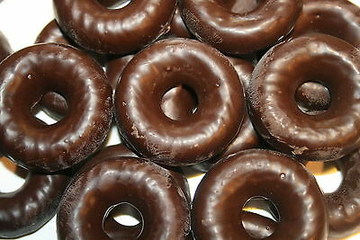 Dark Chocolate Covered Jelly Rings, 5Lbs