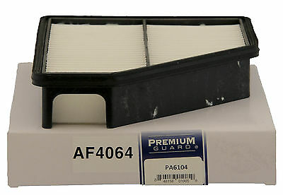 Premium Guard PA6104 Air Filter (Genesis Coupe) + FREE Window Cling