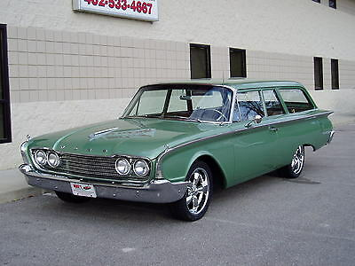 Ford : Other Vinyl 1960 ford rare 2 door ranch wagon