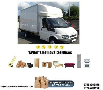 House Removals Man and Van Services Furniture Carriers