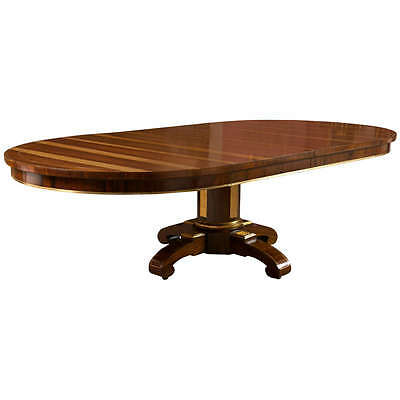 19th Century Rosewood Russian Style Dining Table  101-5544