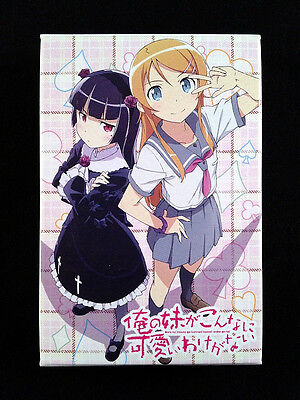Oreimo Ore no Imouto Playing Cards Deck promo official