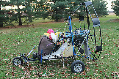 Parasender 582 2-seater powered parachute *No reserve*